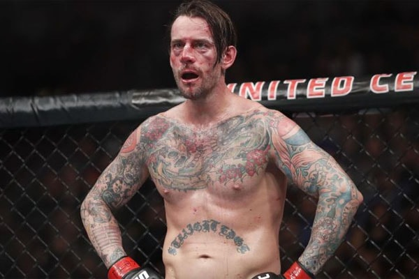Here Are Five Ufc Fighters With The Best Tattoos Ecelebrityspy
