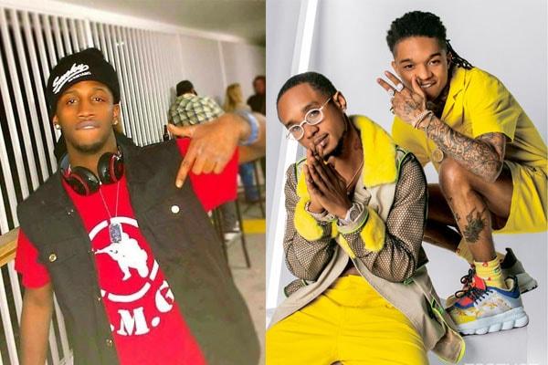Lil Pantz left Dem Outta St8 Boyz