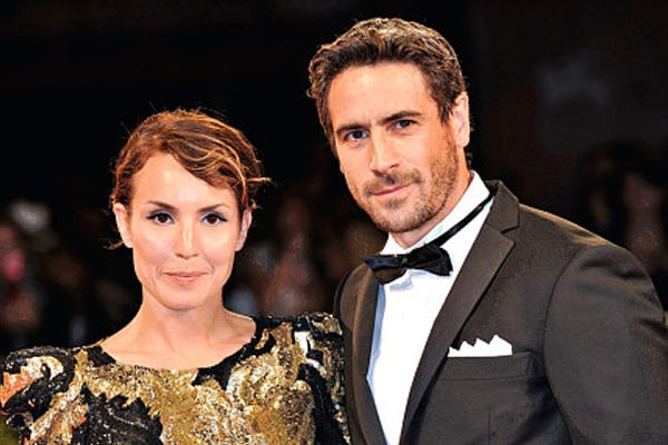 Ola Rapace ex-wife Noomi Rapace
