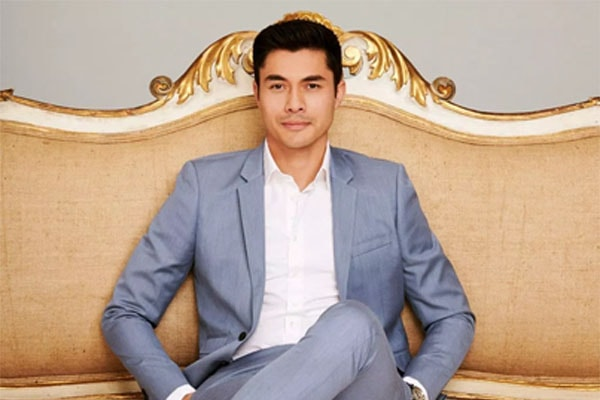 Henry Golding and his net worth