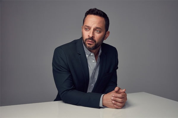 Nick Kroll and his net worth