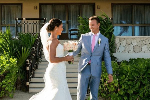 Brian Hollins wife is Carli Lloyd