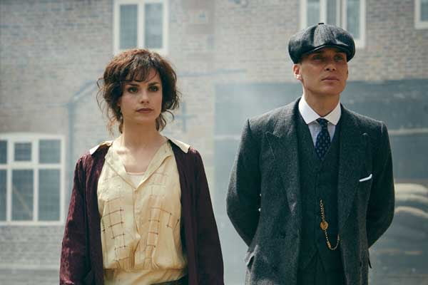 Charlotte Riley scence in Peaky Blinders