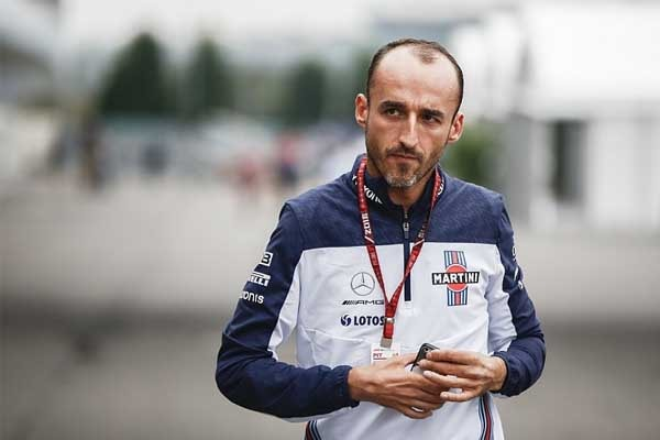 Robert Kubica has a net worth estimated to be  million