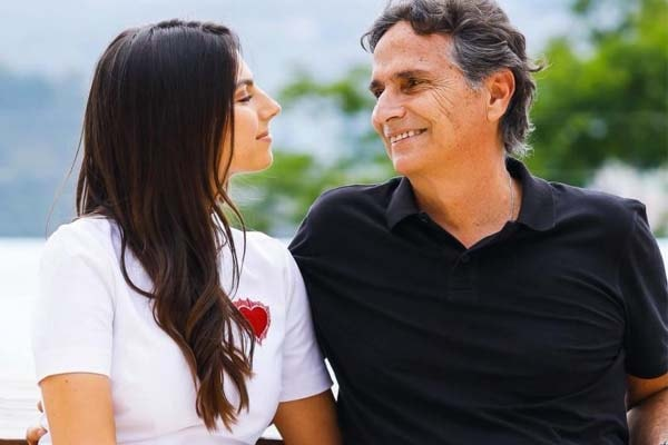 Kelly Piquet is the daughter of Nelson Piquet