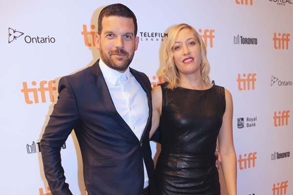 Michelle Kath is married to actor, Adam Sinclair.