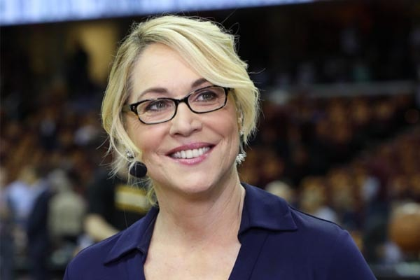 Doris Burke is an amazing mother of two