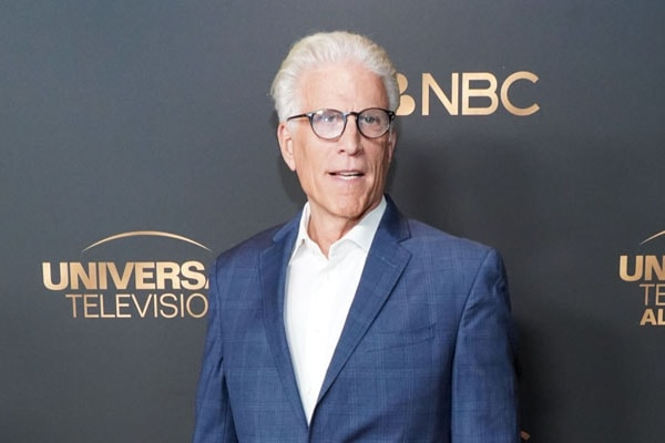 Ted Danson is The Good Place star