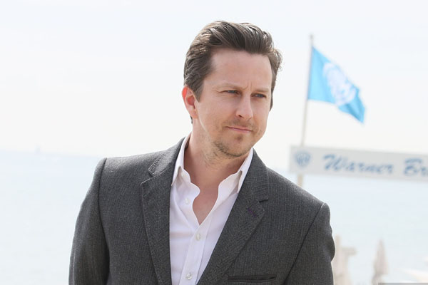 Lee Ingleby is an actor and screenwrtier