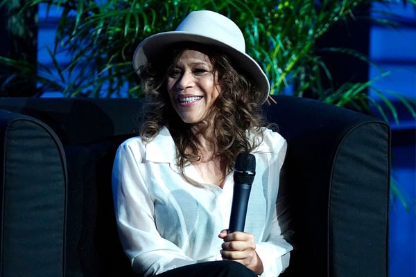 Rosie Perez was the host of The View