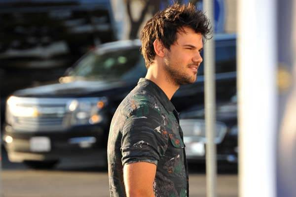 Taylor Lautner in Twilight