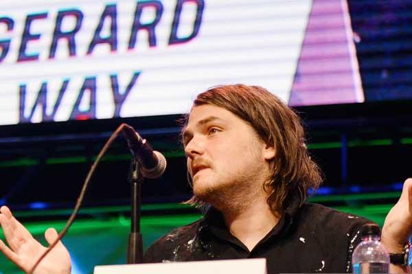 Gerard Way and Comic Books