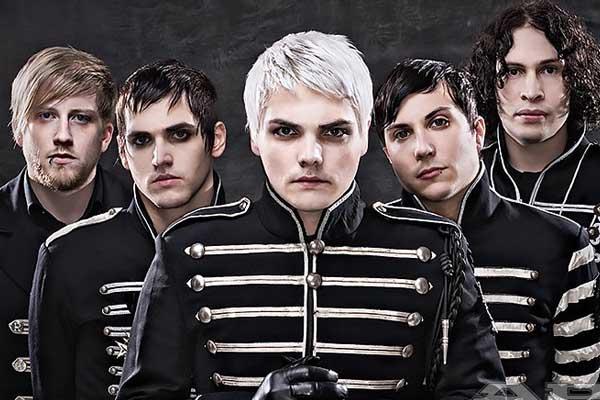 My Chemical Romance Reunion