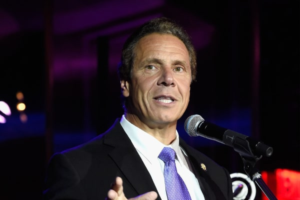 Andrew Cuomo Earnings.