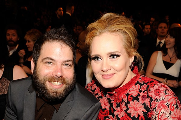 Adele Divorce.
