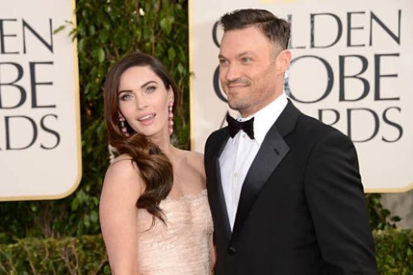 Brian Austin Green and Megan Fox divorce