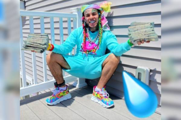 Tekashi 6ix9ine address leaked